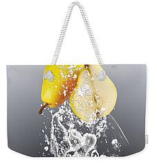 Pear Splash Collection Weekender Tote Bag