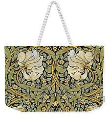 Pimpernel Weekender Tote Bag by William Morris