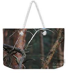 Pine Twigs Weekender Tote Bag