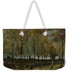 Poplars Near Nuenen Weekender Tote Bag