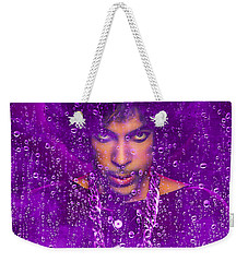 Prince Purple Rain Tribute Weekender Tote Bag