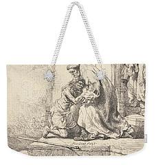 Return Of The Prodigal Son Weekender Tote Bag