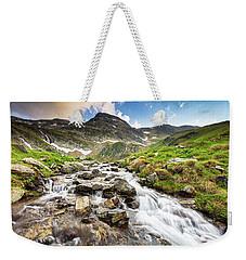 Rila Mountain Weekender Tote Bag