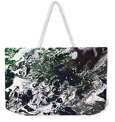 Space Odyssey 2 Weekender Tote Bag