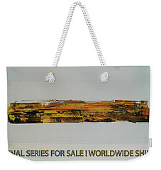 Series Abstract Worlds Only Originals For Sale Worldwide Shipping Weekender Tote Bag