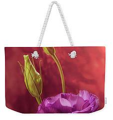 Showy Prairie Gentain Weekender Tote Bag