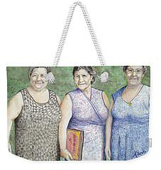 3 Sisters Weekender Tote Bag
