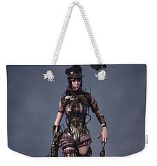Steampunk Weekender Tote Bag