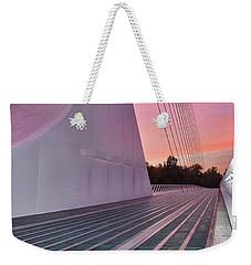 Sundial Bridge Weekender Tote Bag