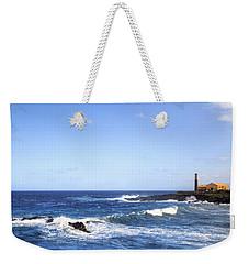 Tenerife - Garachico  Weekender Tote Bag by Joana Kruse