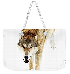 The Attack Weekender Tote Bag by Steve McKinzie