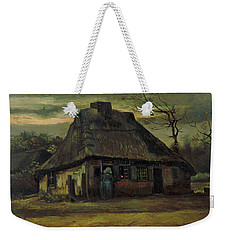The Cottage Weekender Tote Bag