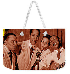 The Ink Spots Collection Weekender Tote Bag