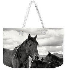 Virginia Range Mustangs Weekender Tote Bag