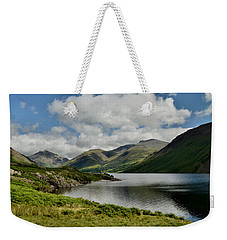 Wastwater Lake District Weekender Tote Bag