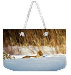 3 Waters Ghost  Weekender Tote Bag