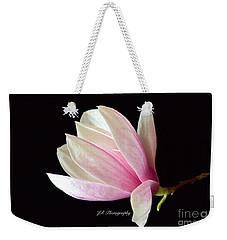 Welcome Spring Weekender Tote Bag by Jeannie Rhode