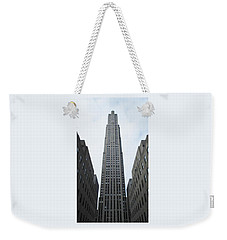 30 Rockefeller Center Weekender Tote Bag