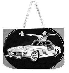 300 Sl Gullwing Weekender Tote Bag