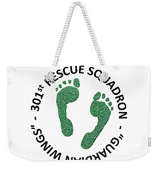 301st Rescue Squadron Weekender Tote Bag