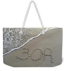 30a Beach Weekender Tote Bag