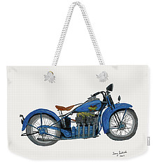 31 Henderson Kj Weekender Tote Bag