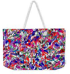 B T Y L Weekender Tote Bag