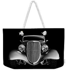 '33 Ford Hotrod Weekender Tote Bag by Douglas Pittman