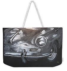 356 Porsche Front Weekender Tote Bag