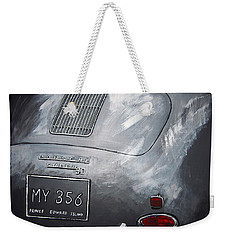 356 Porsche Rear Weekender Tote Bag
