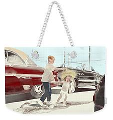 35th St. Palmdale Weekender Tote Bag