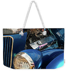36 Ford 3 Window Coupe Weekender Tote Bag