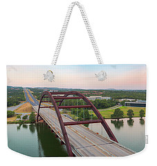 360 Bridge Panorama Summer Morning 1 Weekender Tote Bag