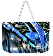 38 Ford Headlamp Weekender Tote Bag