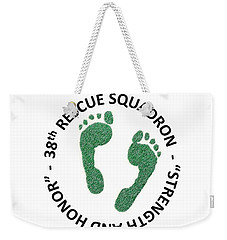 38th Rescue Squadron Weekender Tote Bag