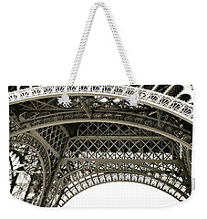 1889 Worlds Fair Entrance Weekender Tote Bag by JAMART Photography