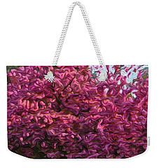 4-19-2057l Weekender Tote Bag
