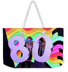 80's Dance Party At Sterling Event Center Weekender Tote Bag