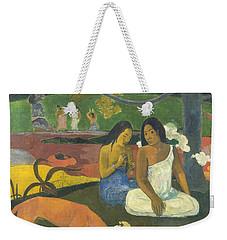 Arearea  Weekender Tote Bag