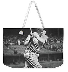 Babe Ruth  Weekender Tote Bag by American School
