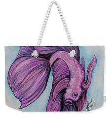 Betta Weekender Tote Bag