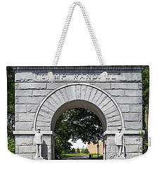 Camp Randall Memorial Arch - Madison Weekender Tote Bag by Steven Ralser