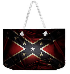 Confederate Flag 11 Weekender Tote Bag