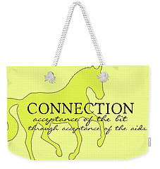 Connection Weekender Tote Bag