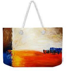 4 Corners Landscape Weekender Tote Bag by Gallery Messina