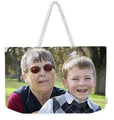 4 Weekender Tote Bag