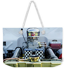 Engine Weekender Tote Bag