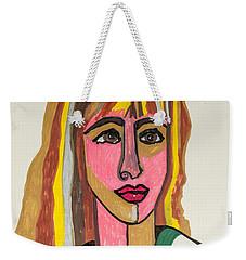 4 Faces Of Laurel - II Weekender Tote Bag