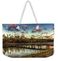 Flint Creek Weekender Tote Bag