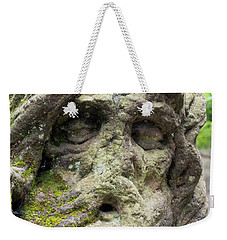 Hermit Juan Garin Weekender Tote Bag by Michal Boubin